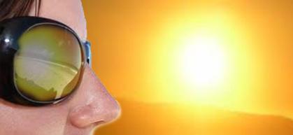 Los lentes que usemos deben tener protección UV para evitar la radiación solar.