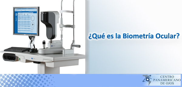 Que es biometria ocular