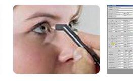 Mediciones para cirugía refractiva corneales y terapéuticas
