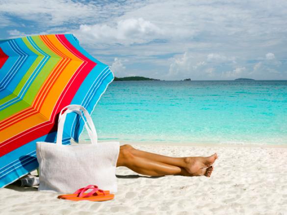 Proteger los ojos en vacaciones