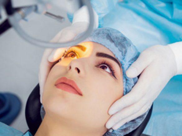 Cirugía de vitreo-retina