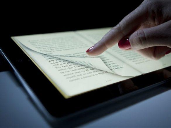 Consejos de salud visual a la hora de leer con un e-book