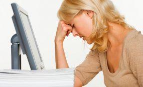 Efectos del estrés en los ojos