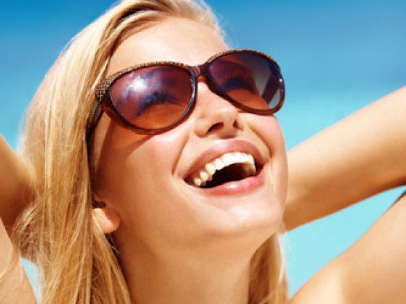 Las gafas de sol baratas pueden salir caras
