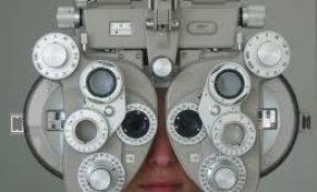 Los especialistas de los ojos