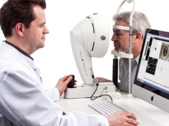 Pentacam tecnología diagnóstica de última generación