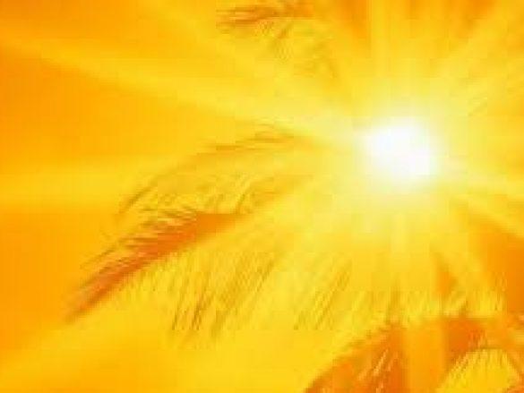 El sol y nuestros ojos