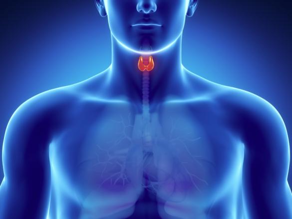 Problemas oculares relacionados con la tiroides