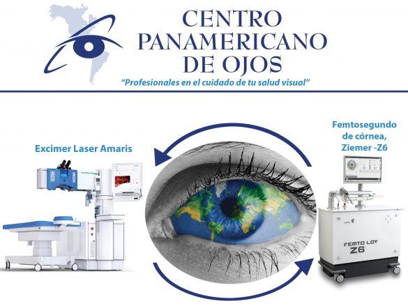 Centro Panamericano de Ojos: Tecnología para Cirugías.