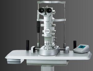 Yag Laser- Iridectomía y Capsulotomía