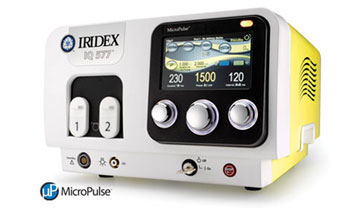 Iridex láser
